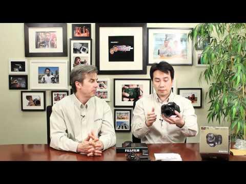 Fuji Guys - Fujifilm HS25-HS30EXR Unboxing