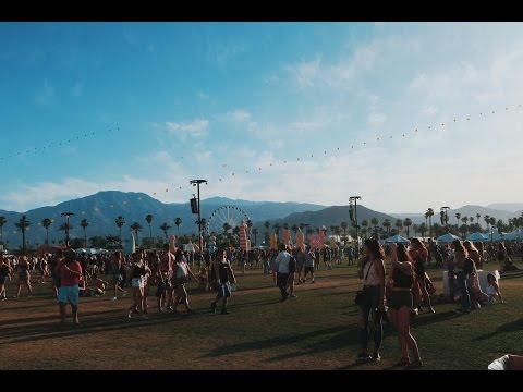 COACHELLA BEGINS!