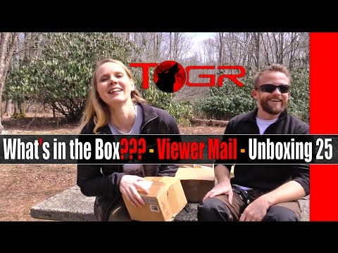 What's in the Box??? - Viewer Mail - Unboxing 25
