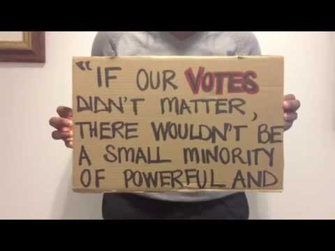 Occupy the Vote - The 2012 National Urban League Interns
