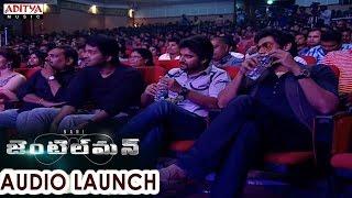 Gentleman Audio Launch Part 04 || Nani, Surabhi, Niveda Thomas, Mani Sharmaa - ADITYAMUSIC
