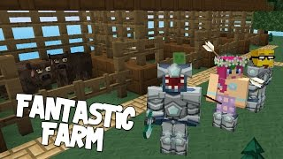 watch the youtube video Minecraft - Attack Of The B Team - Fantastic Farm! [46]