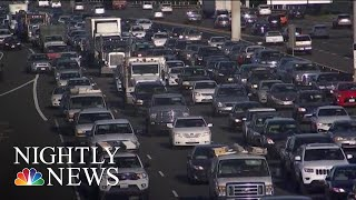 Thanksgiving Travel Rush Will See Record-Breaking Number Of Americans On The Move | NBC Nightly News - NBCNEWS
