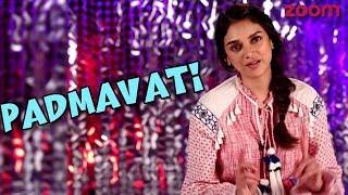 Aditi Rao Hydari On Sanjay Leela Bhansali, Padmavati & More   Diwali Beats - ZOOMDEKHO
