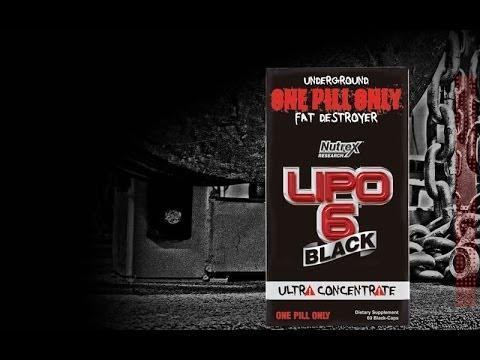 Lipo 6 Black Ultra Concentrado - DeMusculos.TV