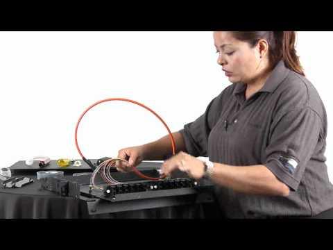 Instalación de Cables de Recubrimiento Ajustado