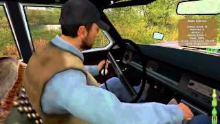 [WK] DayZ: серия 1 - Симулятор вождения