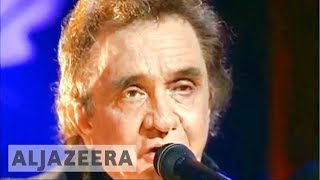 Fans celebrate Johnny Cash's Folsom prison album after 50 years - ALJAZEERAENGLISH