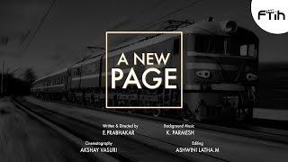 A NEW PAGE || Latest Telugu Short Film 2019 || E. Prabhakar || FTIH - YOUTUBE