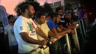 بالصور و الفيديو: يزيد الراجحي يحقق انجازا تاريخيا في رالي قبرص