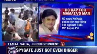HC had directed police to register FIR against Tapas Pal - NEWSXLIVE