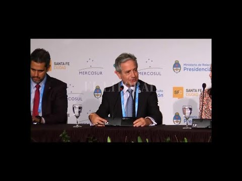 "CUMBRE DEL MERCOSUR: SE FIRMÃ"" EL ACUERDO PARA ELIMINAR EL COBRO DE ROAMING"