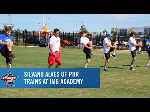 Silvano Alves  of PBR talks about his time training at IMG Academy