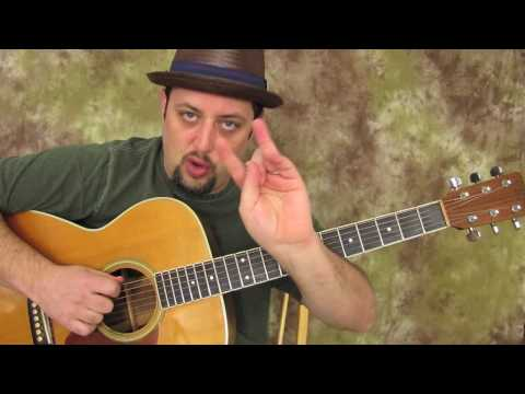 Blues Guitar Scales Acoustic Ultimate E Blues Run