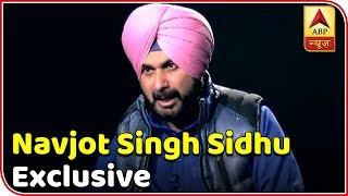 Navjot Singh Sidhu exclusive   Modi leher turned into keher - ABPNEWSTV