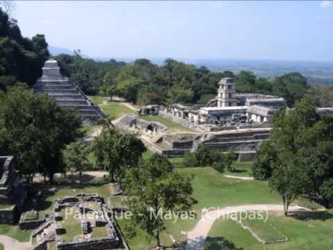 México Desconocido - Zonas Arqueológicas Prehispánicas