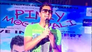 Video: Roshan Prince Performing Live - Delhi - Pinky Moge Wali