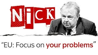 Nick Ferrari on the EU's real problems - SKYNEWS