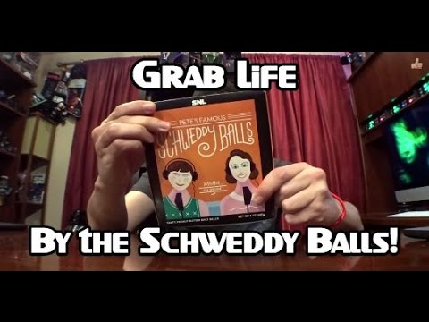 Schweddy Balls Review