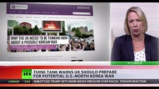 UK should be ready for potential US-North Korea war – British think tank - RUSSIATODAY