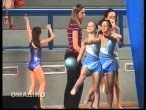 ΓΑΣ Χολαργού - Παρουσίαση Ρυθμικής Γυμναστικής 2011