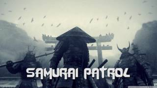 Royalty FreeBackground:Samurai Patrol