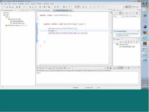 Selenium tutorial Day 2 Training - Java,Webdriver, Selenium Grid - Introduction