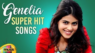 Genelia Super Hit Songs | Back to Back Video Songs | Telugu Hit Songs | Mango Music - MANGOMUSIC