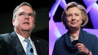 Jeb Bush takes on Hillary Clinton - CNN