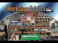 Menards Hand Tools: Woodworking Tools