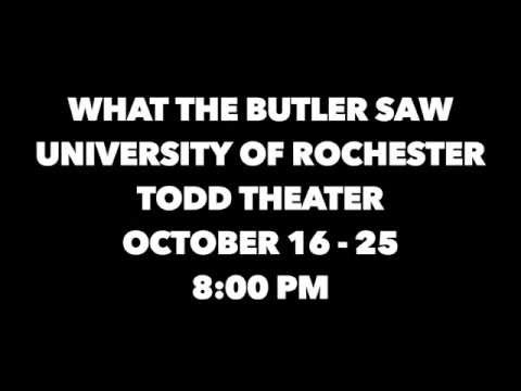 What the Butler Saw -- Trailer