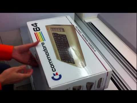 Commodore 64x Unboxing
