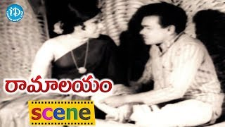 Ramalayam Movie Scenes - Raja Babu Comedy || Jaggaiah || Jamuna || Shobhan Babu - IDREAMMOVIES