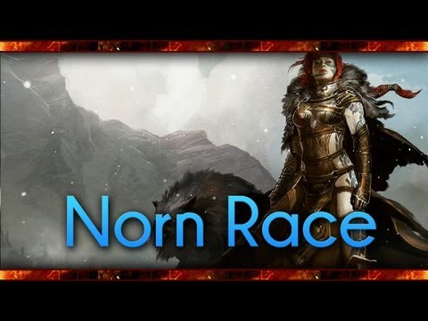 ★ Guild Wars 2 - The Norn Race - Basic Lore & Story