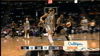 Riquna Williams Breaks WNBA Single Game Scoring Record