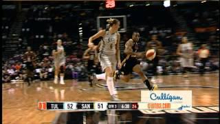 Riquna Williams Breaks WNBA Single Game Scoring Record