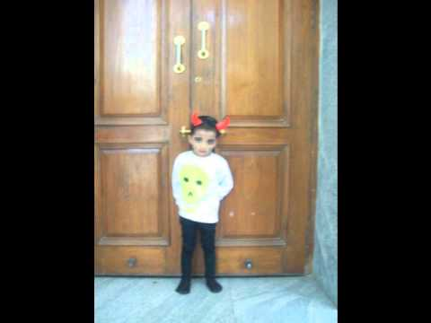 Little Champ Uzair(Uzzu) Performing National Anthem
