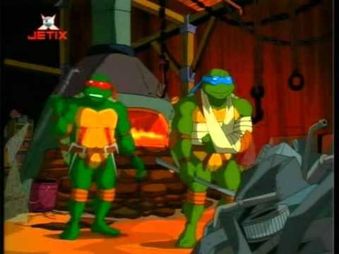 TMNT PL Wojownicze żółwie Ninja 2003 - Łowcy potworów 01E20