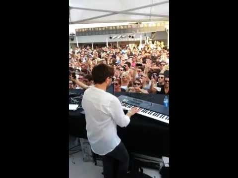 Rodriguez Jr LIVE !! Mobilee Pool Session @ Fact Music Pool Series - OFF SONAR Barcelona 2013