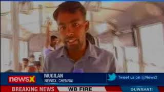 Protests over bus fare hike in Tamil Nadu, EPS government draws flack from opposition - NEWSXLIVE