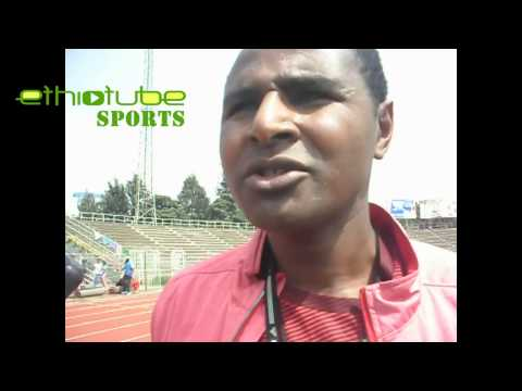EthioTube Sports   Team Ethiopia middle distance athletes getting ready for 2013 World Championships