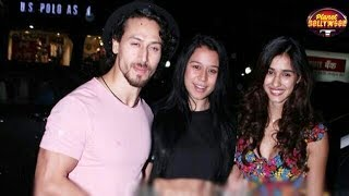 Tiger Shroff Keeps Up His Promise For Disha Patani & She Calls Herself His Fan - ZOOMDEKHO