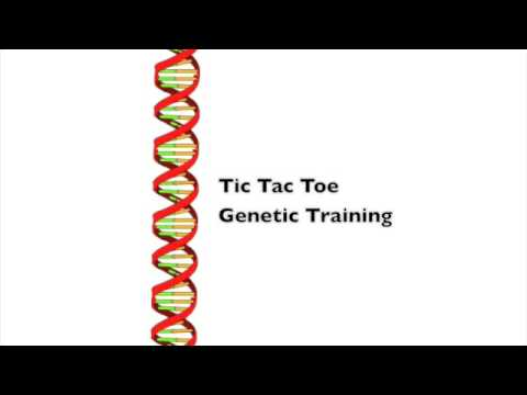 Introduction to Neural Networks for Java(Class 5/16, Part 5/5) tic tac toe neural network