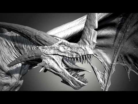 William Cameron - Modeling &amp; Texturing reel