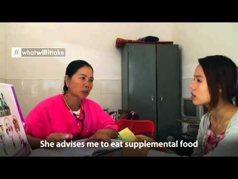 ASIA100TVNet: Cambodia- What will it take to reduce infant deaths- WORLD BANK