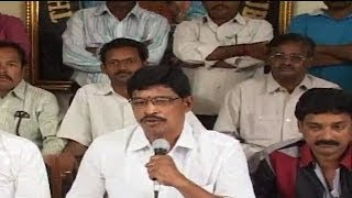 Seemandhra BC Welfare Association Formation Announced By Eka Babu - TV5NEWSCHANNEL