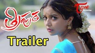 Tripura Movie | Latest Trailer 2015 | Swati Reddy, Naveen Chandra - TELUGUONE