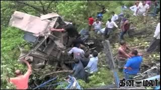 Himachal Pradesh bus accident: 21 dead, 15 injured as bus travelling from Shimla falls into gorge