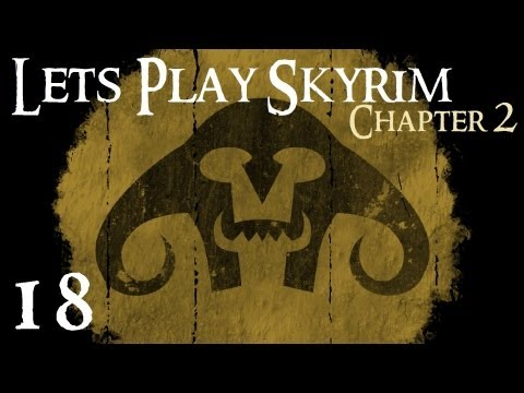 Lets Play Skyrim (modded) - Chapter 2 Part 18 - Orc Warlock