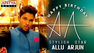 Allu Arjun Birthday Special - S/o Satyamurthy Super Machi Song Teaser -Allu Arjun,Samantha - ADITYAMUSIC